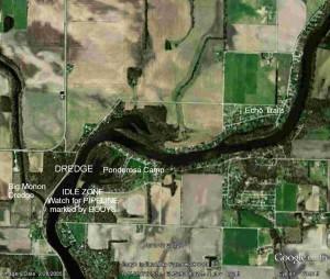 Shafer Dredge Location 3